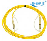 Din-Din Simplex Fiber Optic Patch Cords
