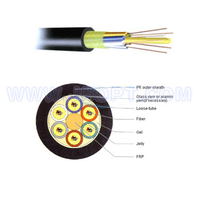 GYFTY Loose Tube Optical Cable