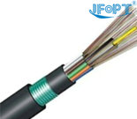 Stranded Loose Tube Non-metallic Strength Member Armored Cable